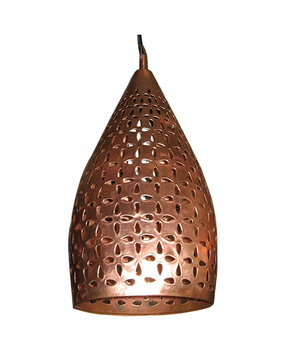 Pendant Light Copper DOOM Parang Batik