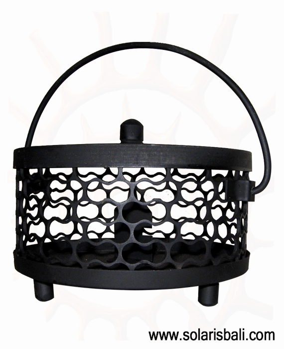 Mosquito Coil Tray Black Finished