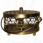 Mosquito Coil Tray Gold Finished