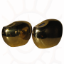 Vase Brass EGG Set