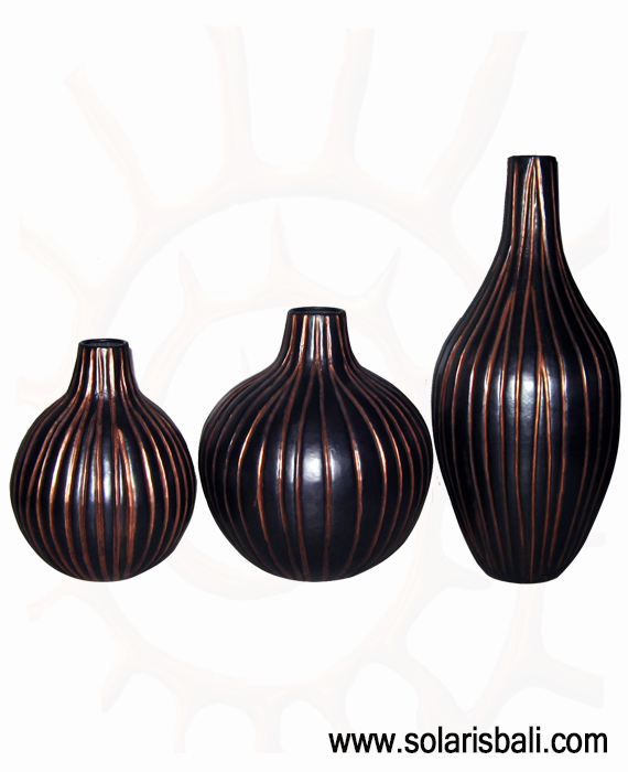 Vase Copper ONION FAT
