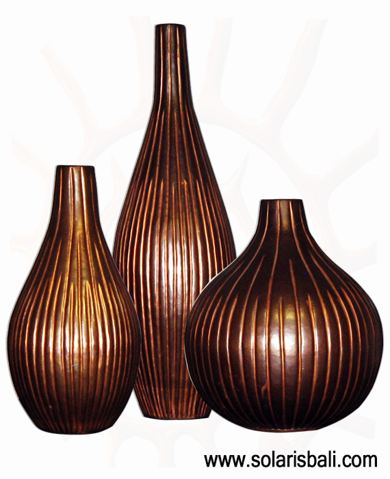Vase Copper ONION SLIM