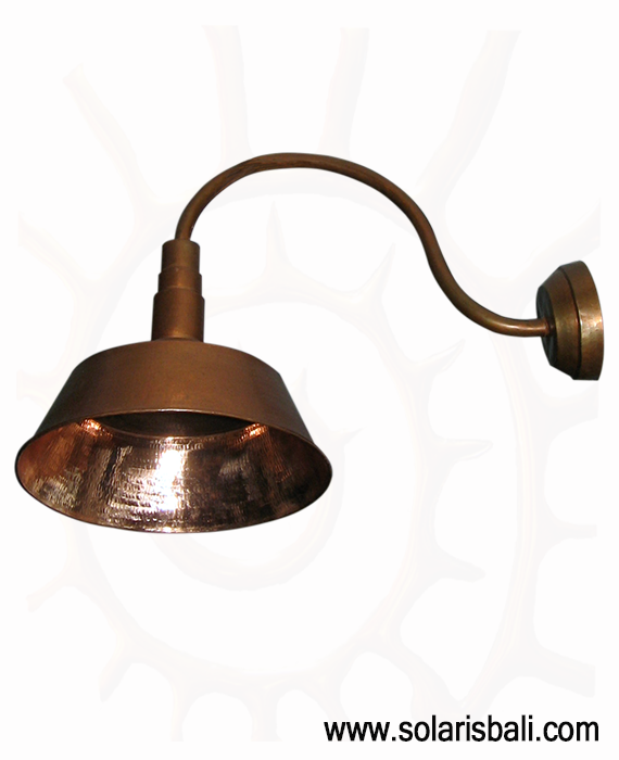 Wall Lamps Copper : CP 261 Wall Lamp Copper ALAYA
