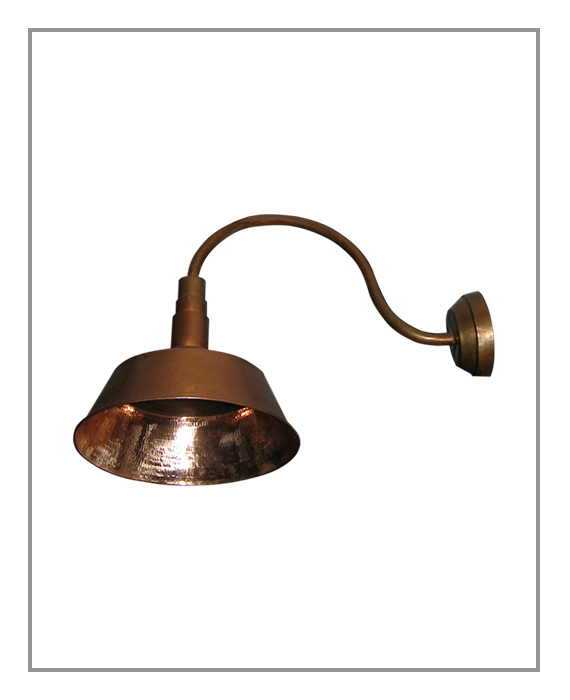 CPA-015 Wall Lamp Copper ALAYA