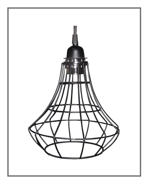 Wire Lamp Industrial