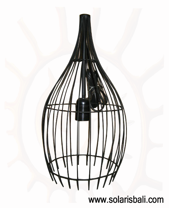 Wire Lamp Iron Istanbul